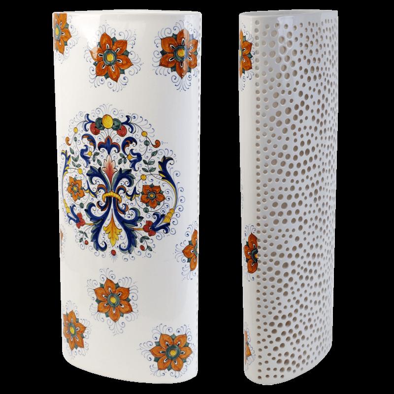 LAMPADA/VASO 25X59 L.FORATO - Ceramiche Sambuco Mario
