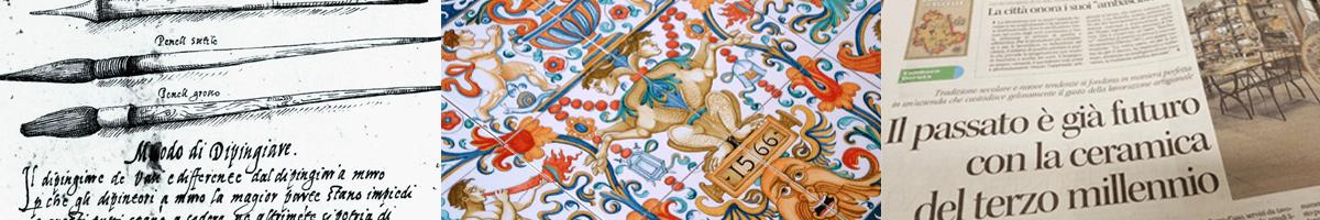 The history of Deruta pottery - Ceramiche Sambuco Mario