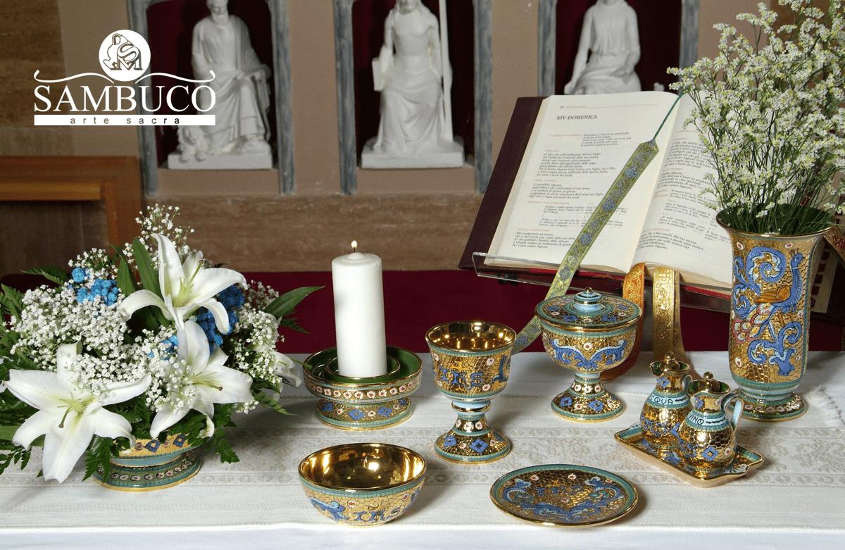Sacred art - Ceramiche Sambuco Mario