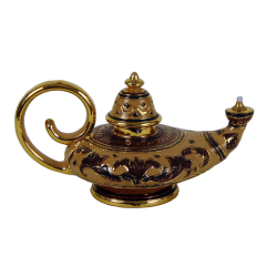 OIL LAMP 4 3/4in 12CM