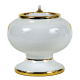 OIL LAMP WITH BASE 5 1/2in 14CM