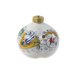 SKETCHED CHRISTMAS ORNAMENT 8CM