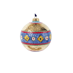CHRISTMAS BALL 12CM