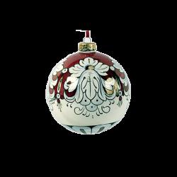CHRISTMAS BALL 12CM