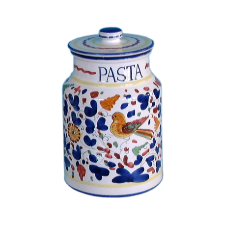 CANISTER W/LID 20CM