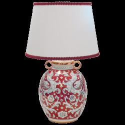 LAMP 26X34CM W/2 HNDLS