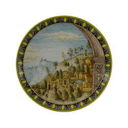 WALL/DECOR PLATE 40CM