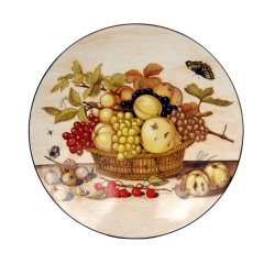 WALL/DECOR PLATE 45CM