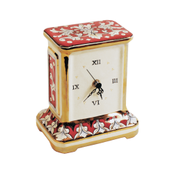 TABLE CLOCK 14X10X16CM