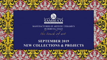 Sambuco, NEWS of September 2019.