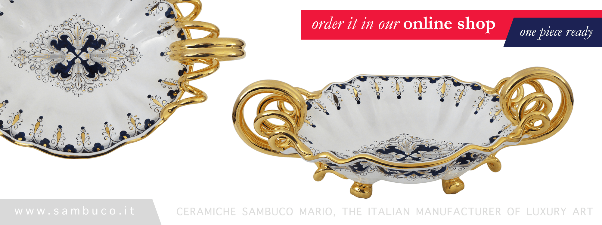 Sambuco and Luxury art.